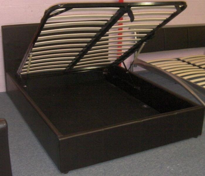 ottoman beds no headboard 2