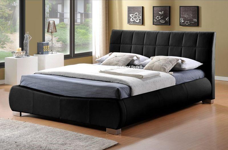 modern king size bed frames W43K3pnm