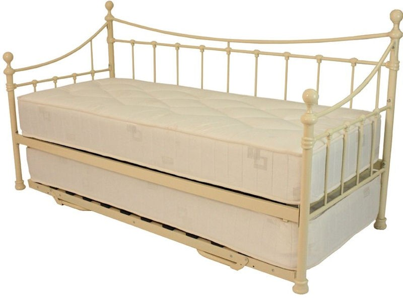 white metal daybeds with trundle 2