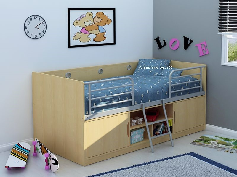 single cabin beds 2