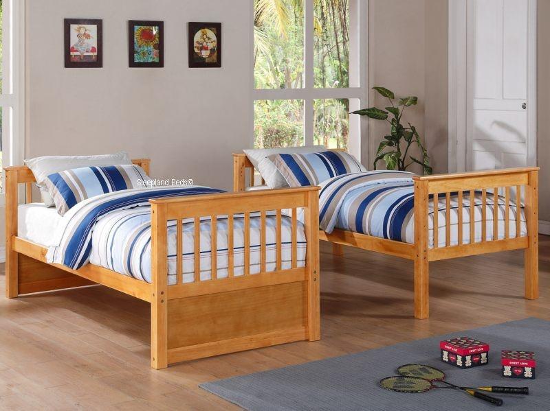 Thomas Single Bed Frame Bunk Beds as Single Frames