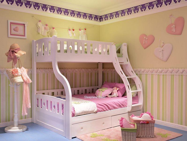 3 sleeper bunk beds sale 2