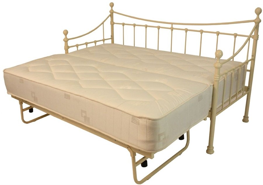 brass daybed with trundle 3