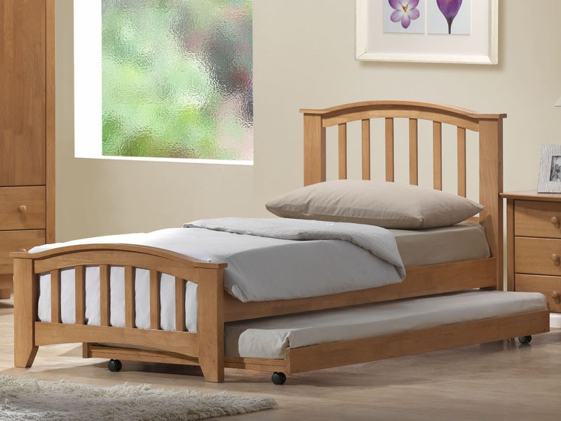 Joseph Elle Bed Frame With Trundle