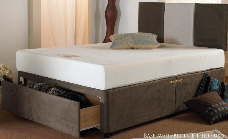 Divan Storage Beds Single Double King Super Size Bensons For