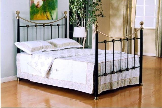 oxford victorian style metal bedsteads metal bed frames