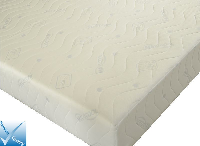 cool memory foam mattress Maxi Cool Memory Foam Mattress   Deep Full Foam Mattress cool memory foam mattress