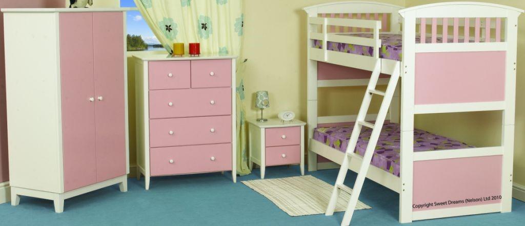 4ccbc4473b0b Pink Bedroom Furniture | Kipling By Sweet Dreams - Multi-buy Offer