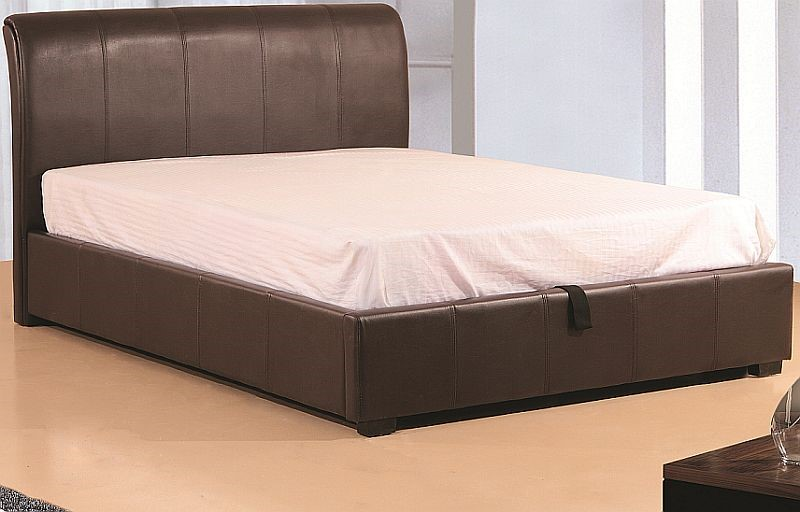 4ft Double Ottoman Bed ...