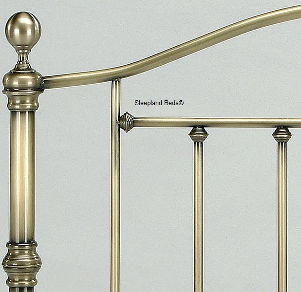 signature victoria brass bed frame victoria brass metal bed frame