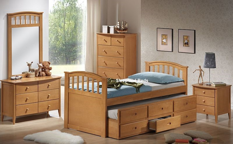 furniture bedroom maple antique
