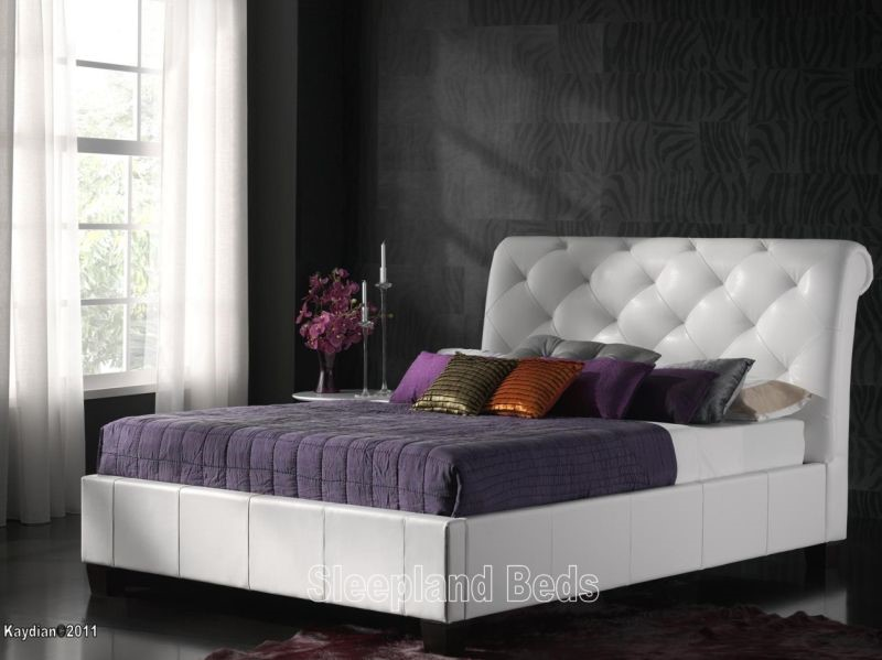 Double Bed Sale Uk Part - 47: Kaydian Opera Bed ...