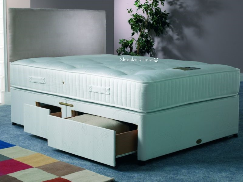 Full Size Of Bedroom Ottoman Bed With Headboard Storage Divan Double Leather