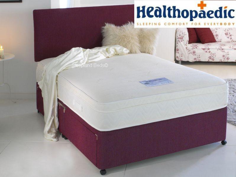Healthopaedic Smartcell 3000 Divan Bed