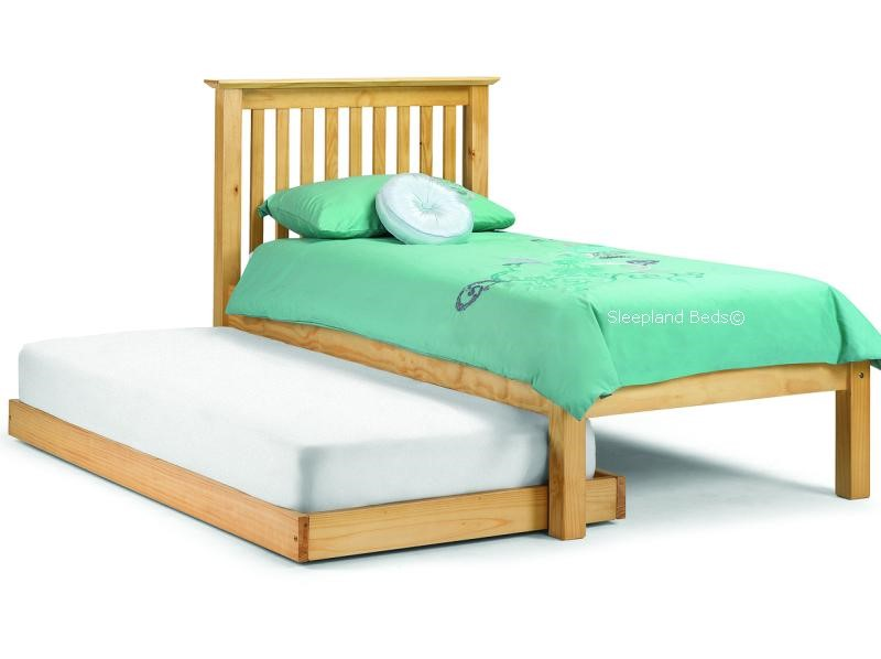 Barcelona Hideaway Pine Guest Bed Discount On Optional Mattresses