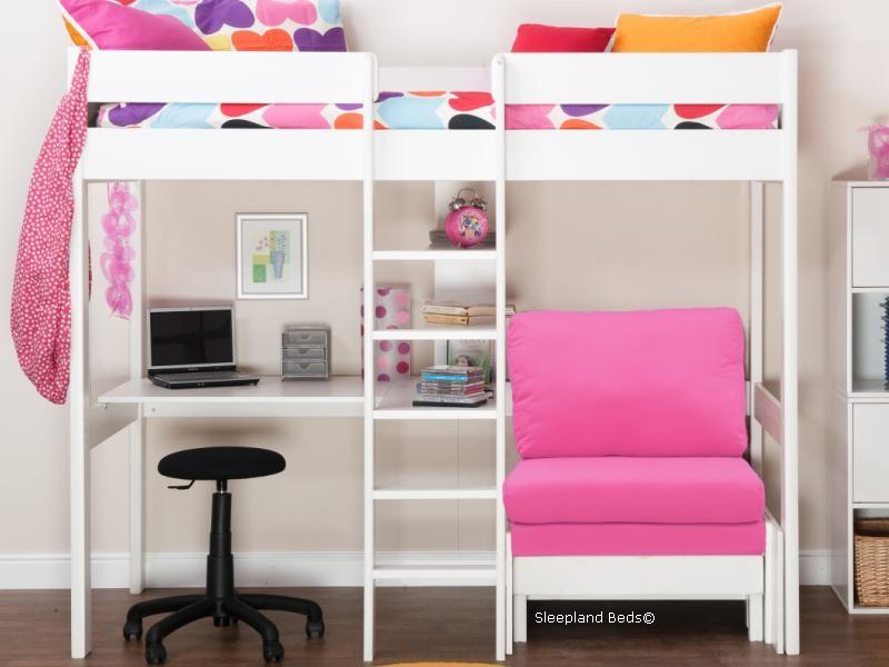 0aa33d3f6a4f Stompa Uno 5 Highsleeper Bed | Sleepland Beds