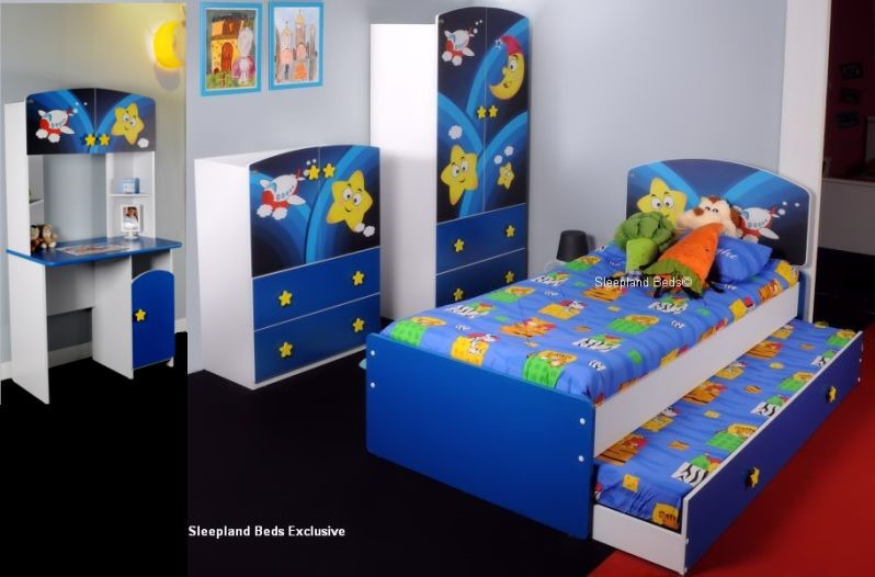 Childrens Beds And Matching Furniture