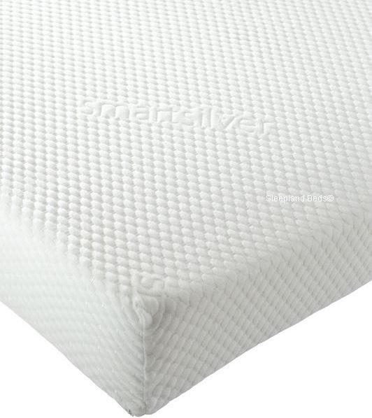 Sleepland Sleepshaper Natural Latex Foam Mattress 4ft6 Double