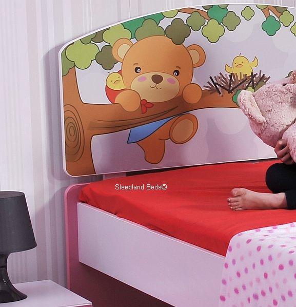 ... Kids Teddy Bear Bed