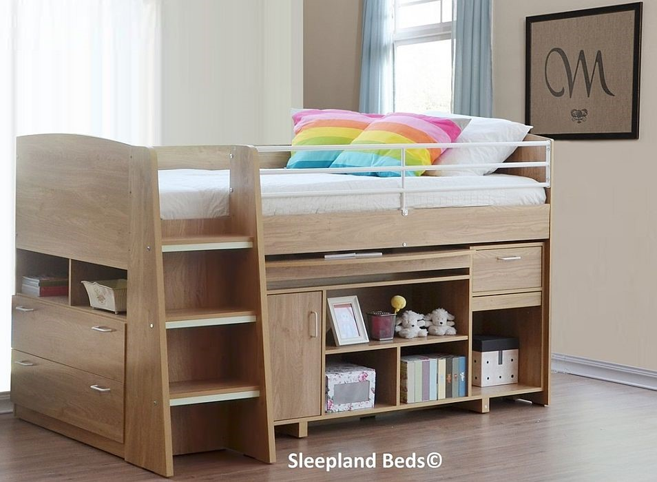 storage stompa white unos unoscb this share bed doors cabins headboard cabin only