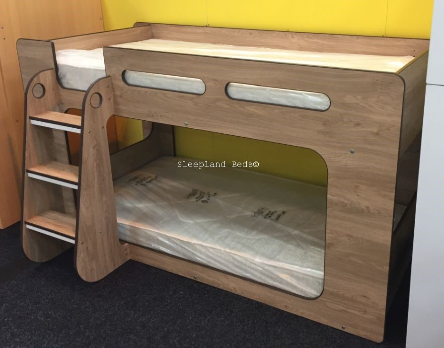 short bunk beds for small rooms