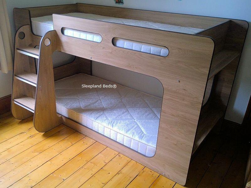 Shortie Low Height Bunk Beds Sleepland Beds