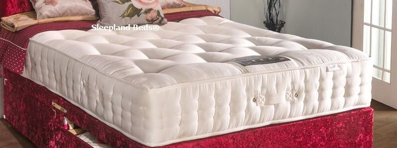 slumber dream rochester pocket sprung mattress pocket sprung double mattress