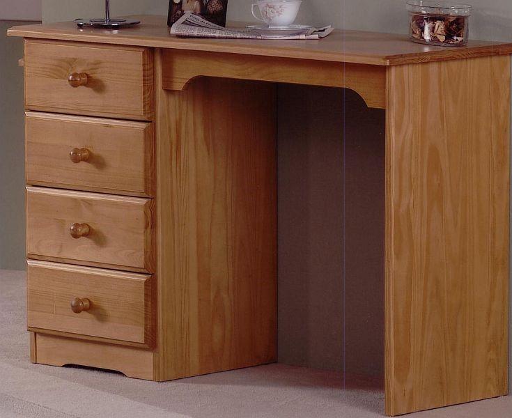 Honey Pine 5 Drawer Chest Honey Pine Desk